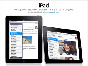 Un iPad ?