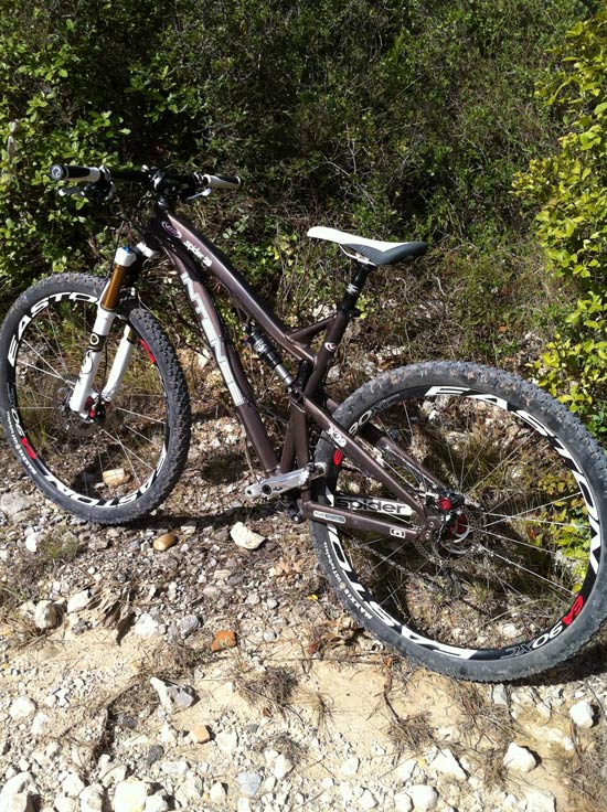 Test VTT – Intense Spider 29
