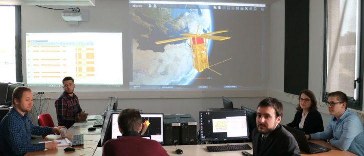 Des étudiants d'université qui lancent un nanosatellite... c'est à Montpellier que cela se passe