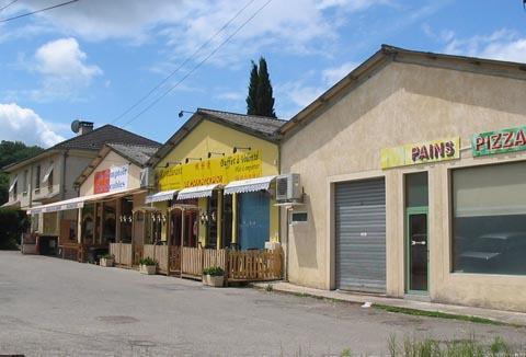 Local commercial à louer sur Sarlat la Caneda – Madrazes…
