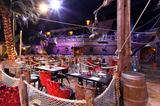 Pirate paradise – Montpellier – Odysseum…