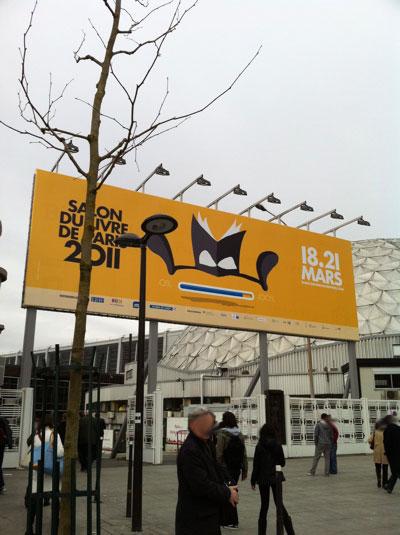 Salon du livre de Paris 2011 ma visite…