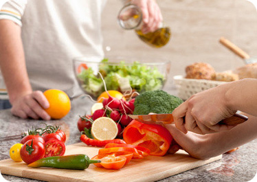Ateliers cuisine…